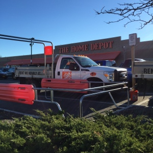 The Home Depot in downtown New Rochelle
