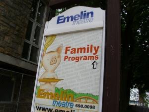 A hidden gem- The Emelin Theater in Mamaroneck