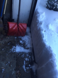 Yes that is 24 inches of snow